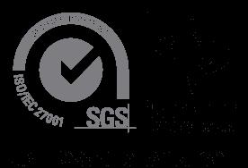 ISMS-AC 認定シンボル / SGSシステム認証マーク